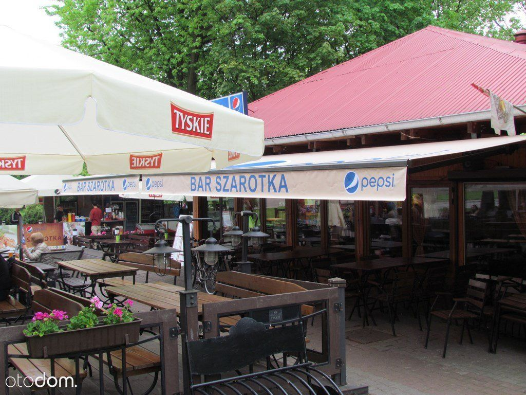 Sprzedam lokal gastronomiczny w Parku Chorzowskim