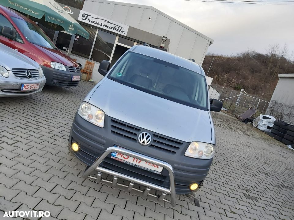 Volkswagen Caddy 1.9 - 8