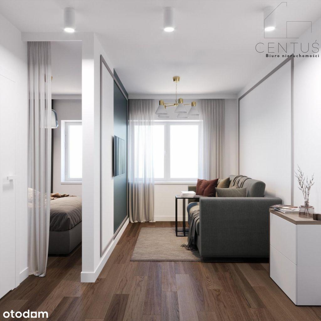 Dwupokojowe mieszkanie, nowa inwestycja