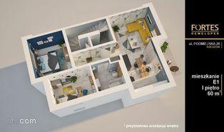 PRZEDSPRZEDAŻ Podmiejska 20 - mieszkanie E1