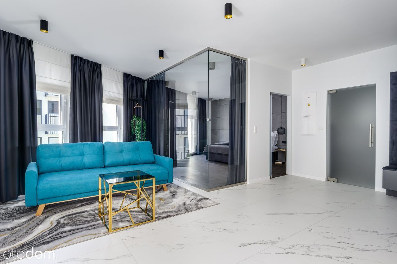 Luksusowy apartament w Centrum - faktura VAT
