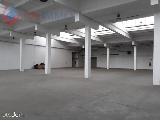 Hala/Magazyn, 3 300 m², Pabianice