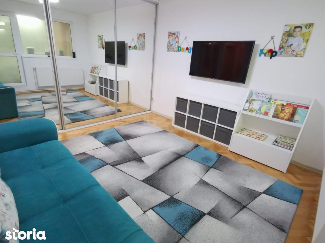 Apartament cu 2 camere in Micro 21