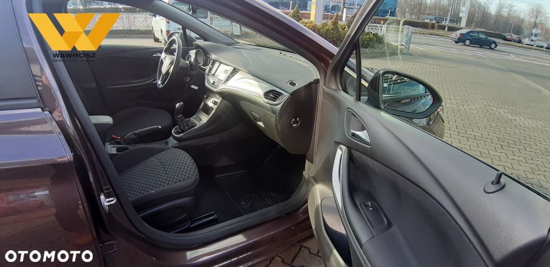 Opel Astra Enjoy 1.4 Turbo 125KM Krajowy F VAT23% Od dealera! - 15