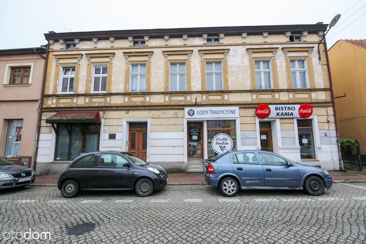 Na sprzedaż kamienica mieszkalna w Szamotułach