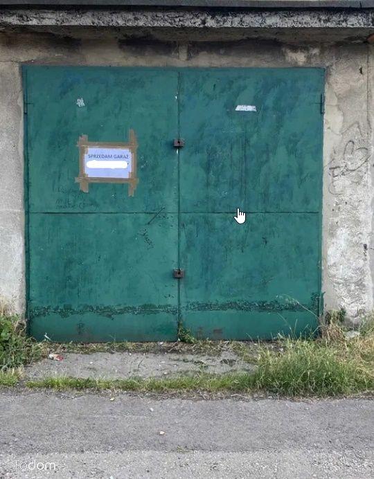 Sprzedam garaż w Katowicach, ul.Słoneczna