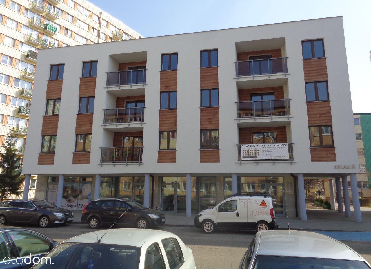 Nowy blok przy ul. Sielskiej 8