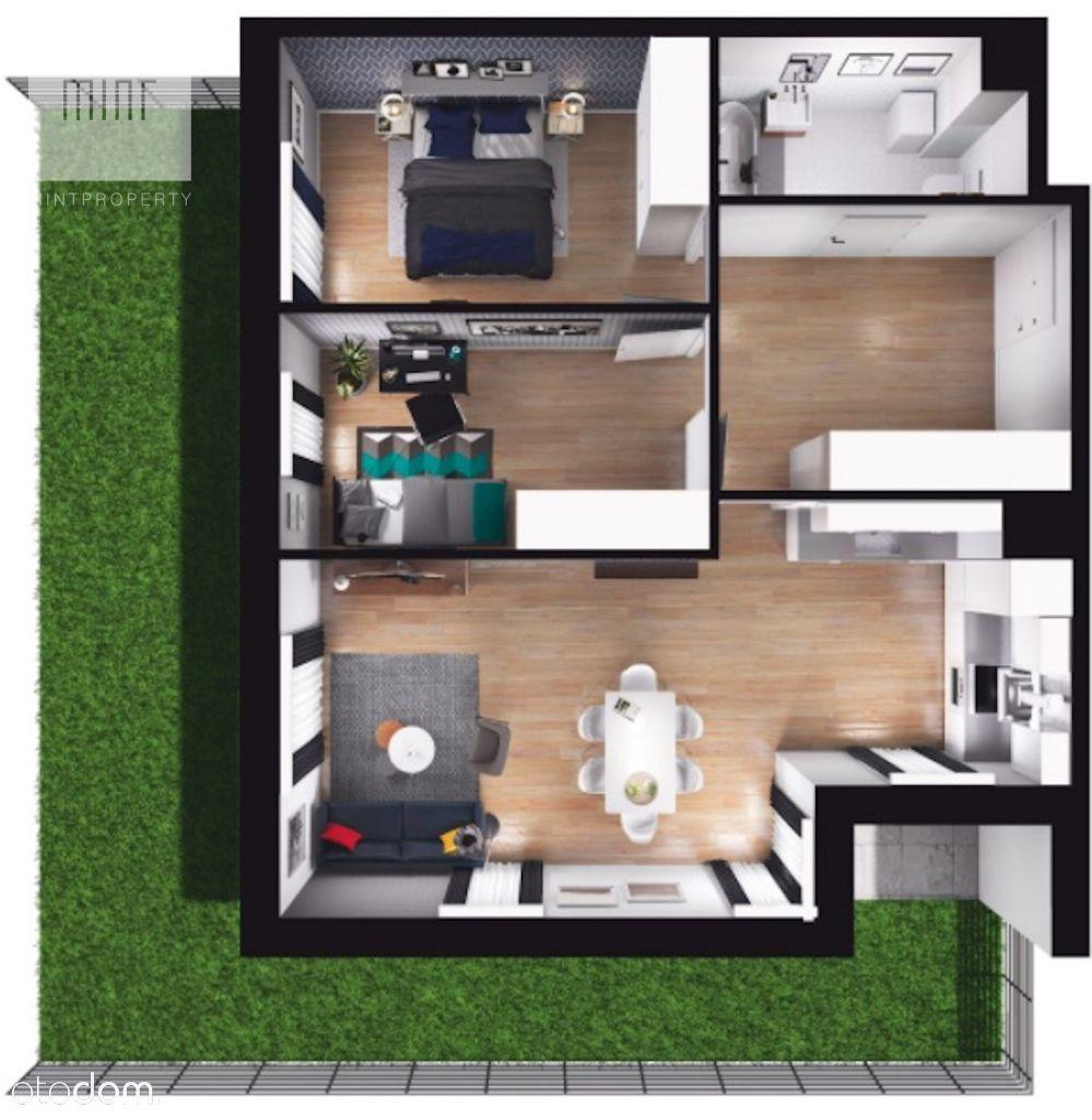 Mieszkanie na sprzedaż, 4 pokoje