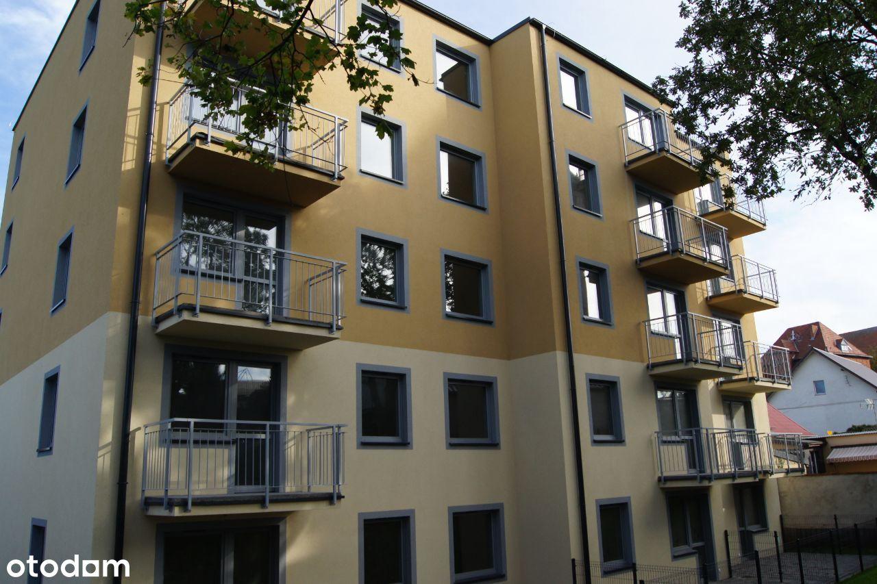 Mieszkania w centrum Kcyni - od 38 m2 do 54 m2