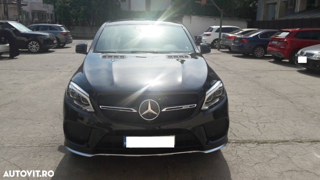 Mercedes-Benz GLE Coupe 43 - 1