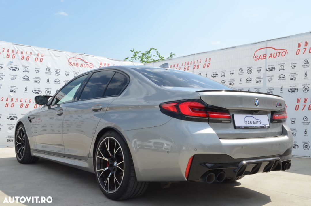 BMW M5 Competition - 30