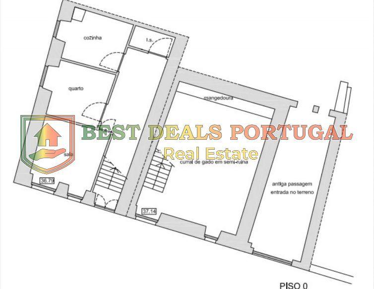 Moradias Antigas para Recuperar; Ceira-Coimbra