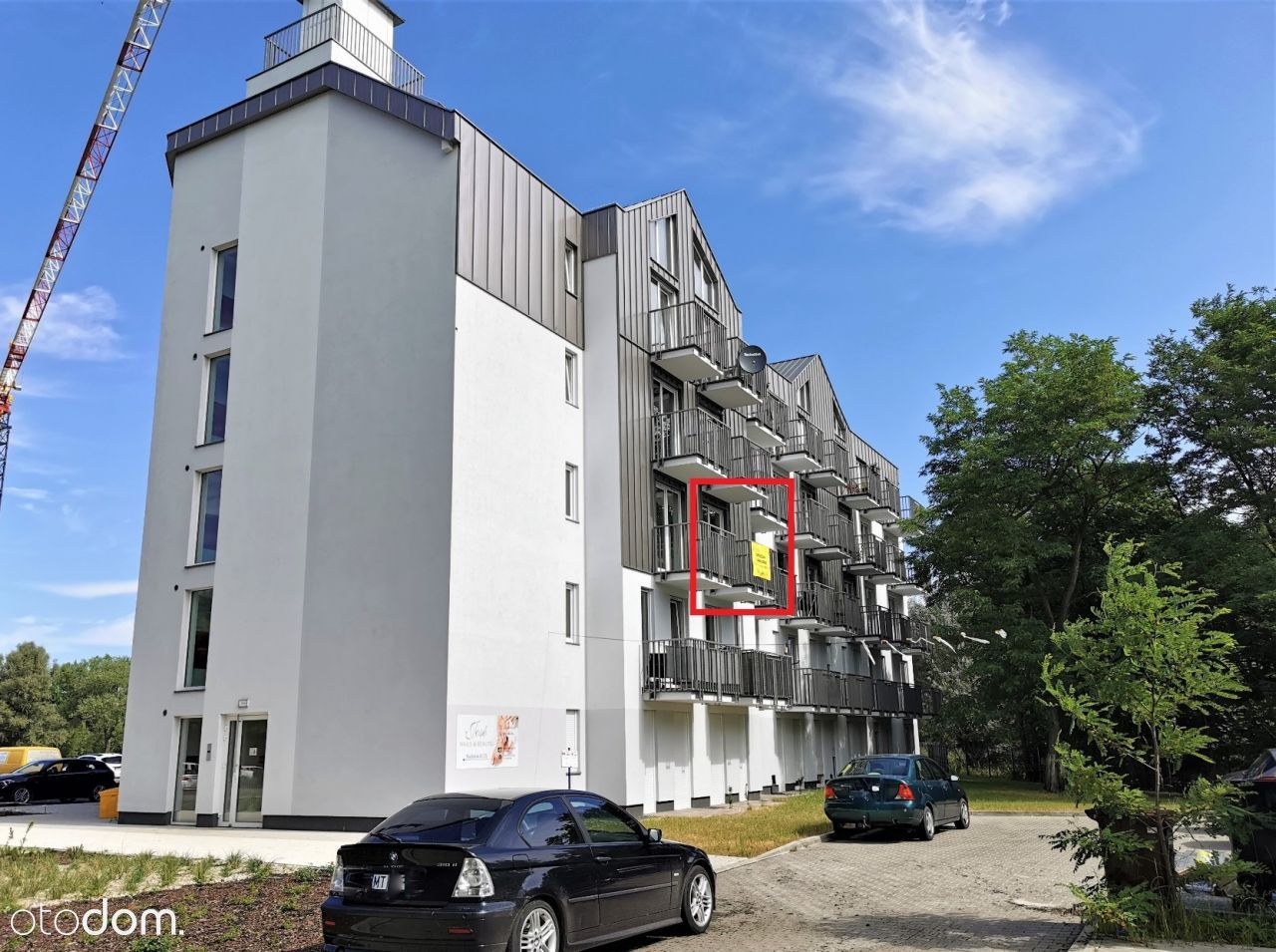 Mieszkanie, 23 m², Poznań