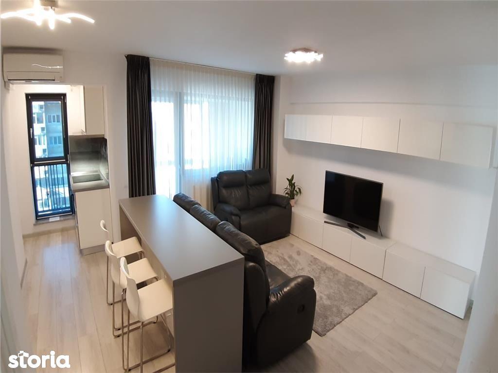 Craiovei: apartament 3 camere, bloc NOU!