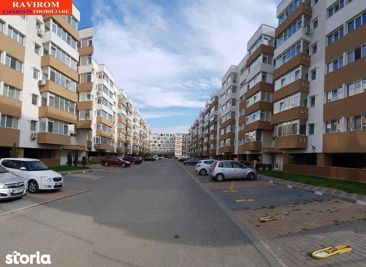 Apartament doua camere, bloc 2019, la etajul 1, loc de parcare, liber
