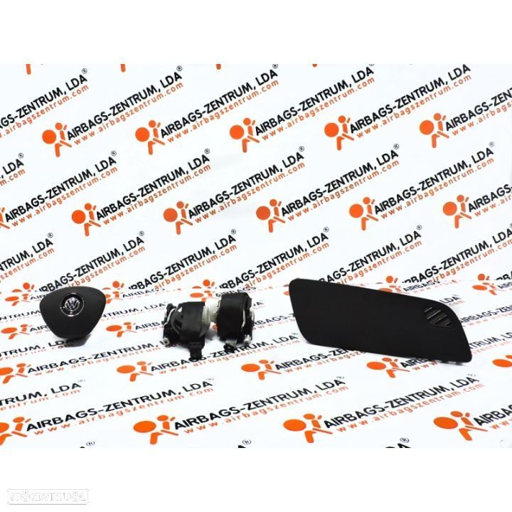 Kit Airbags Volkswagen Polo, 2014– - 1