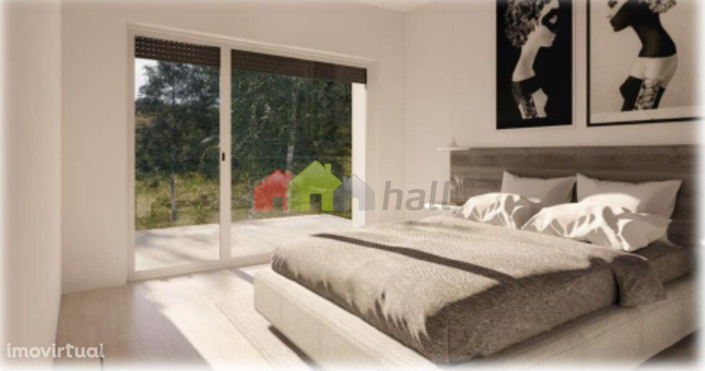 Nova Construção - Apartamento T3 c/ arrecadação -Pinhal Novo– 172.500€