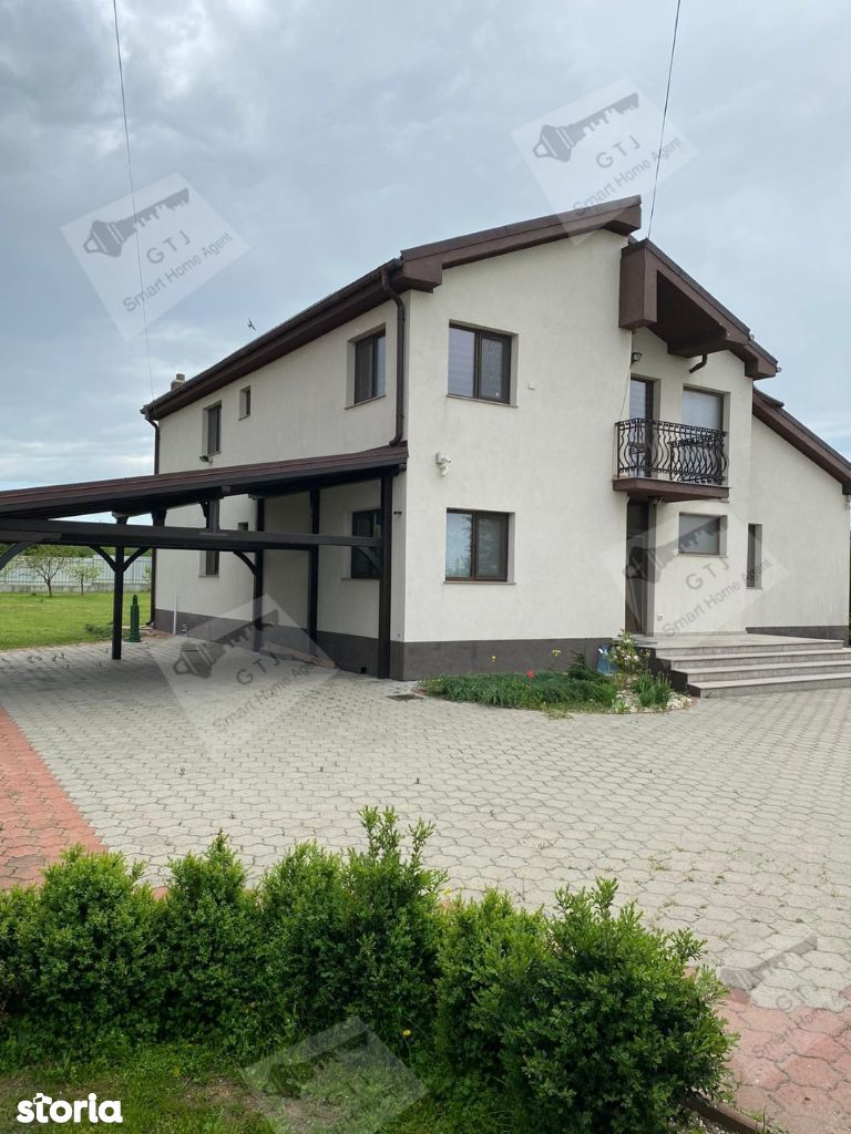 Casa P+1 Suprf 190mp-Teren 2800mp-