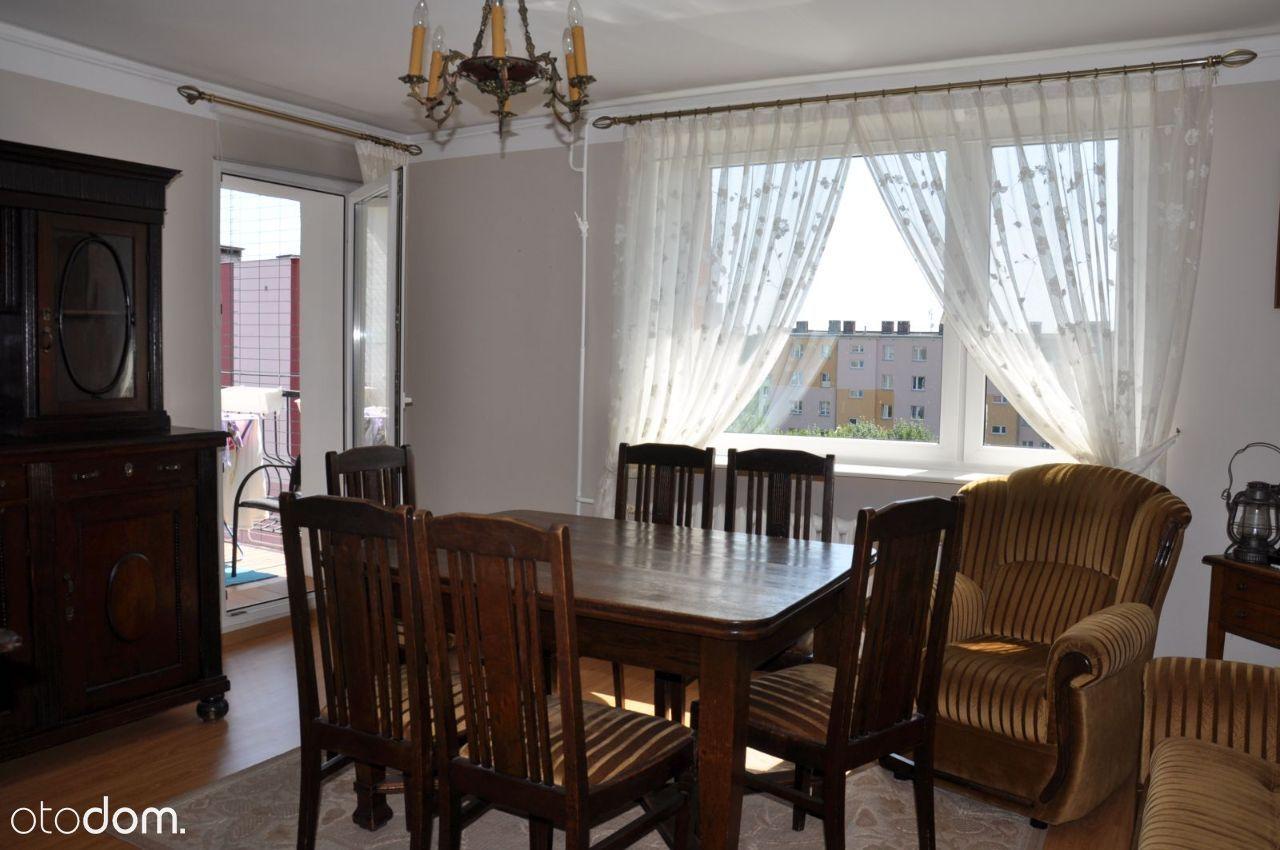 4-pokojowe mieszkanie na Suchostrzygach