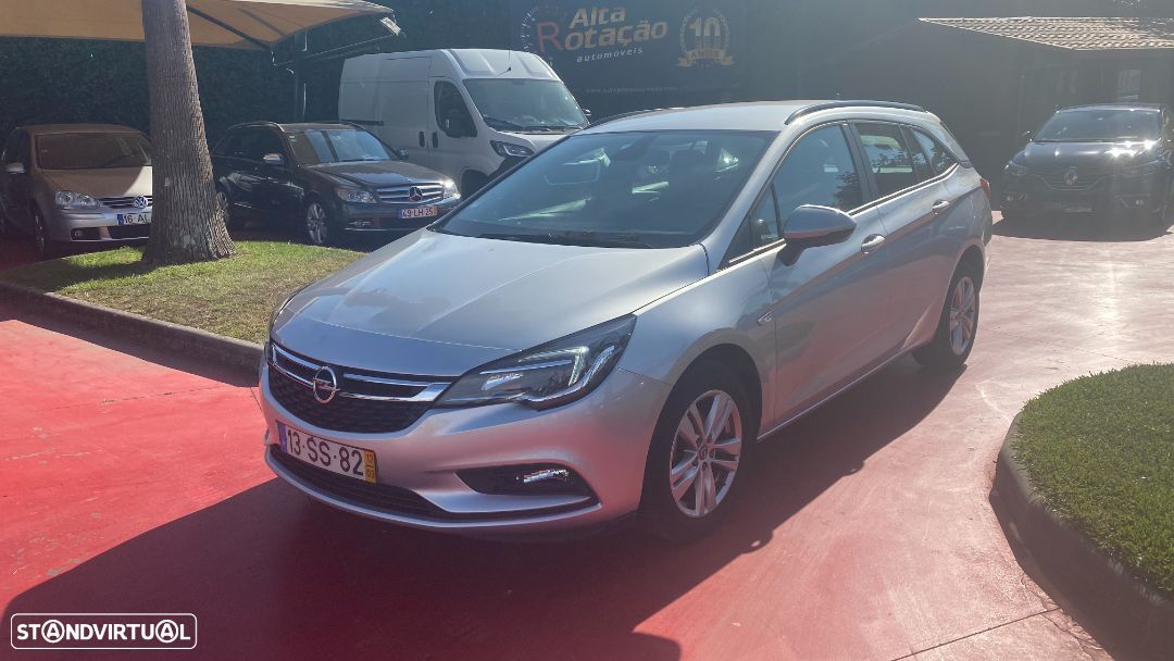Opel Astra 1.6 CDTI Business Edition S/S - 1
