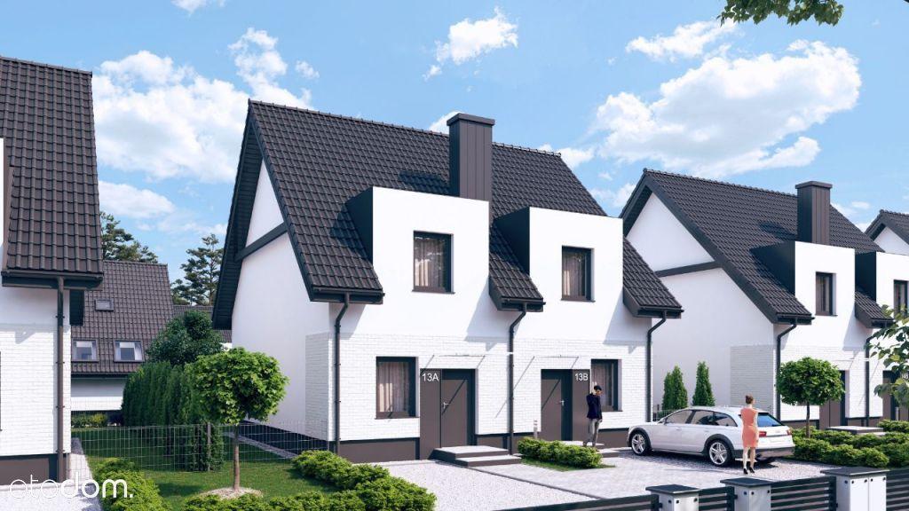 Szafranova - domy w zabudowie bliźniaczej