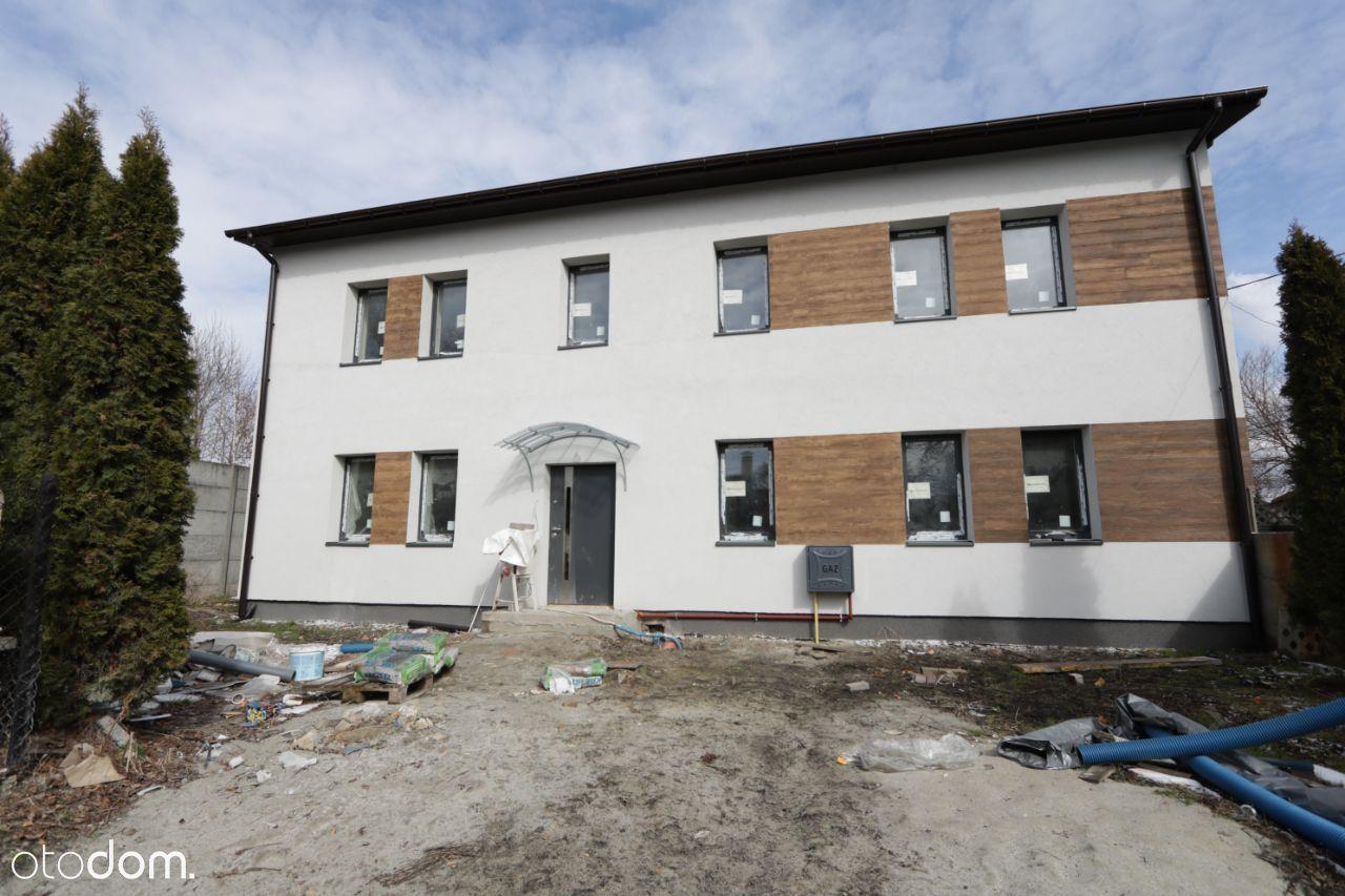Budynek-Lokale mieszkalne z ogrodem do wykończenia