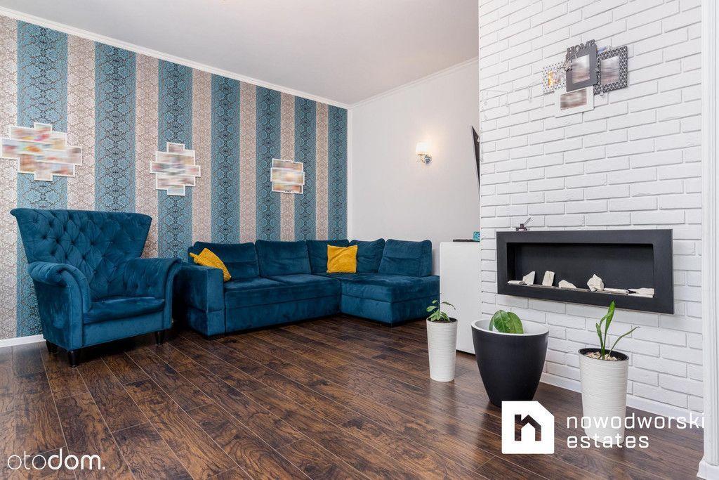 Wyjątkowy apartament w zaciszu Marek, taras 140 m2