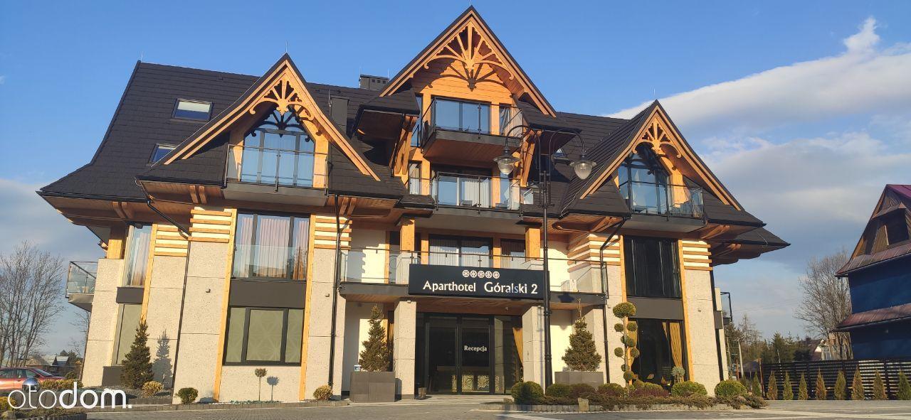 Aparthotel Góralski 2-ostatnie lokale na sprzedaż