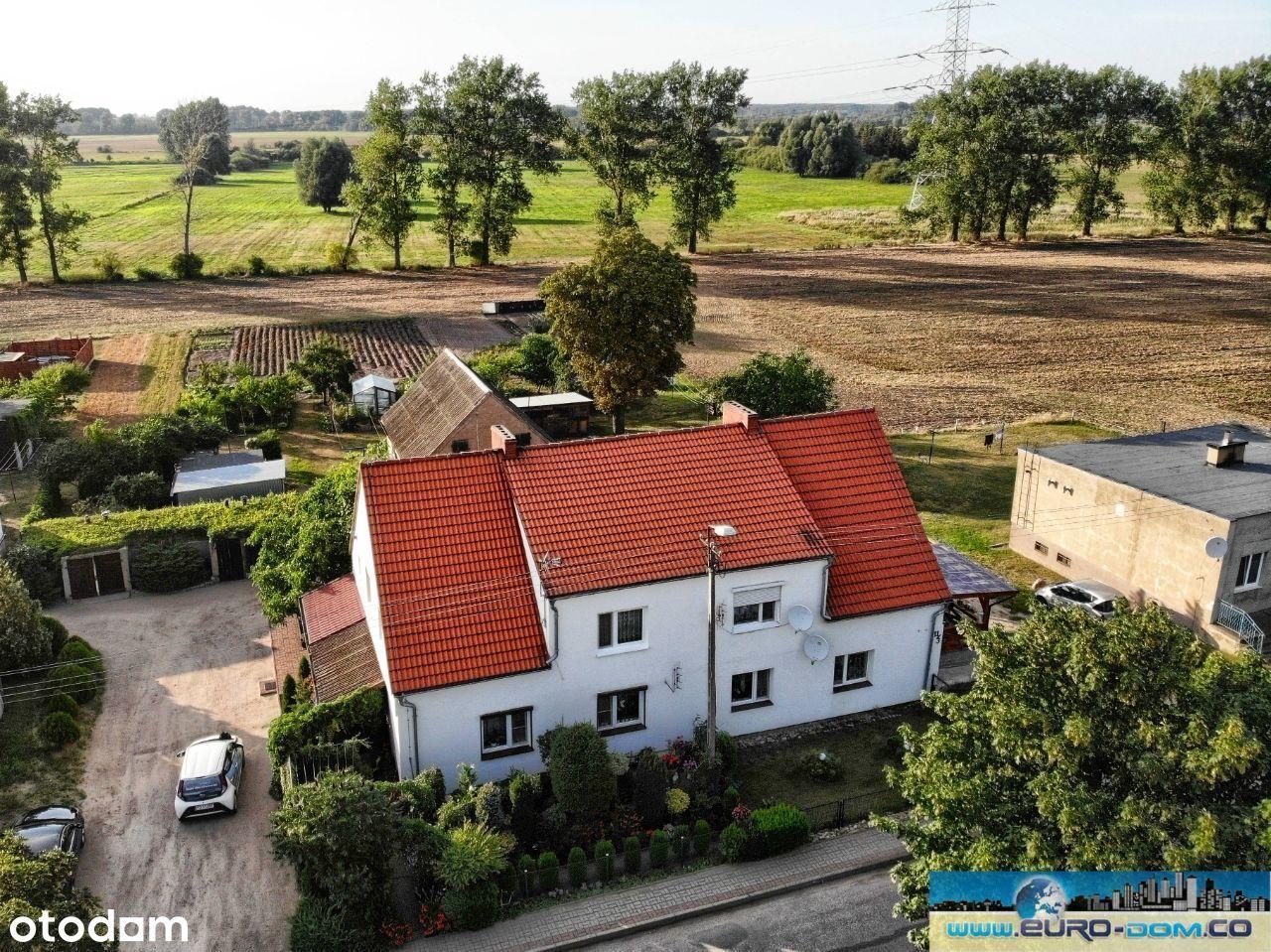 Na sprzedaż mieszkanie ok 70m2   DUŻY OGRÓD  