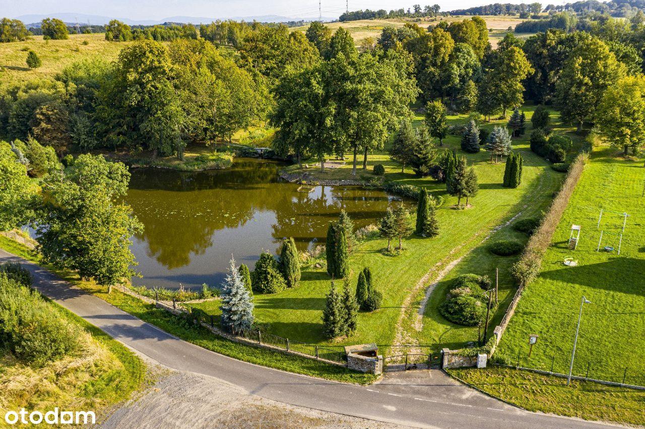 Piękny Park na styku trzech granic. Dolny Śląsk