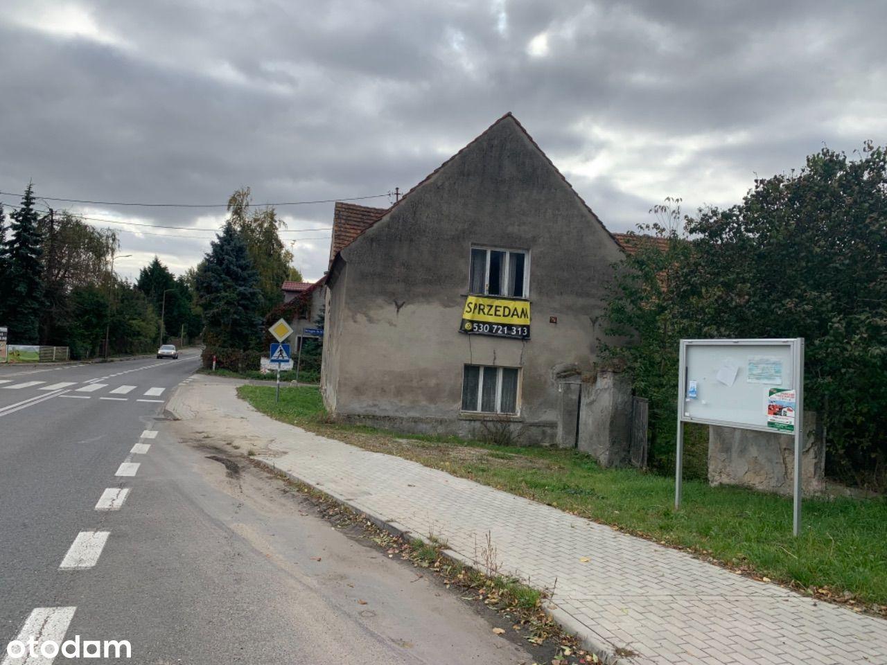 Dom , stodoła i zabudowania gospodarcze do remontu