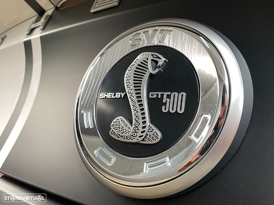 Ford Mustang GT500 Cabrio 5.4 V8 Supercharged - 42