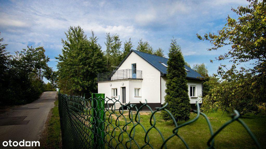 Dom w sąsiedztwie lasu - Piła Kościelecka