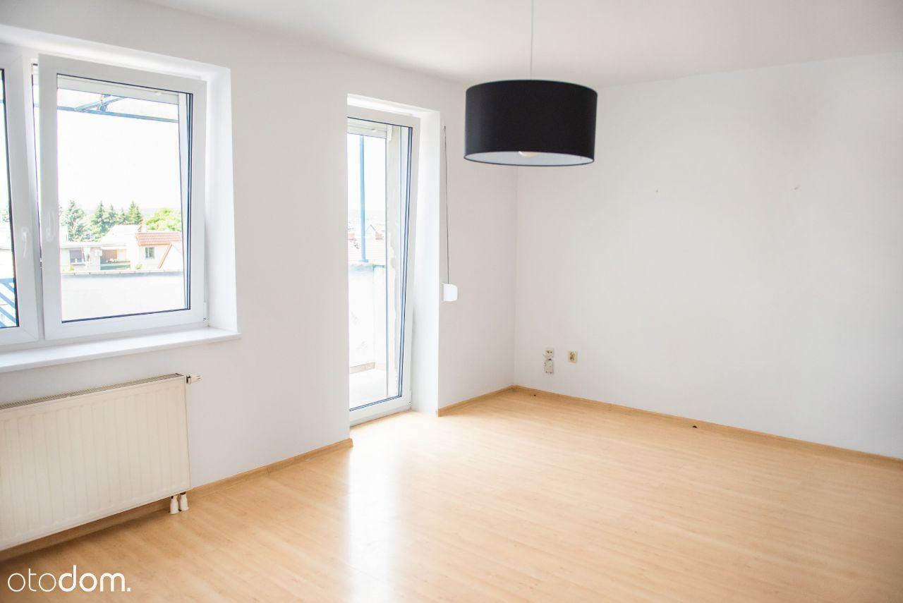 Słoneczne mieszkanie, 2 pokoje, 49,69m2