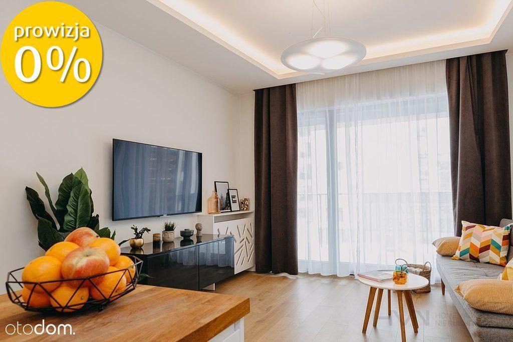 Przytulne mieszkanie 1 pokojowe z balkonem