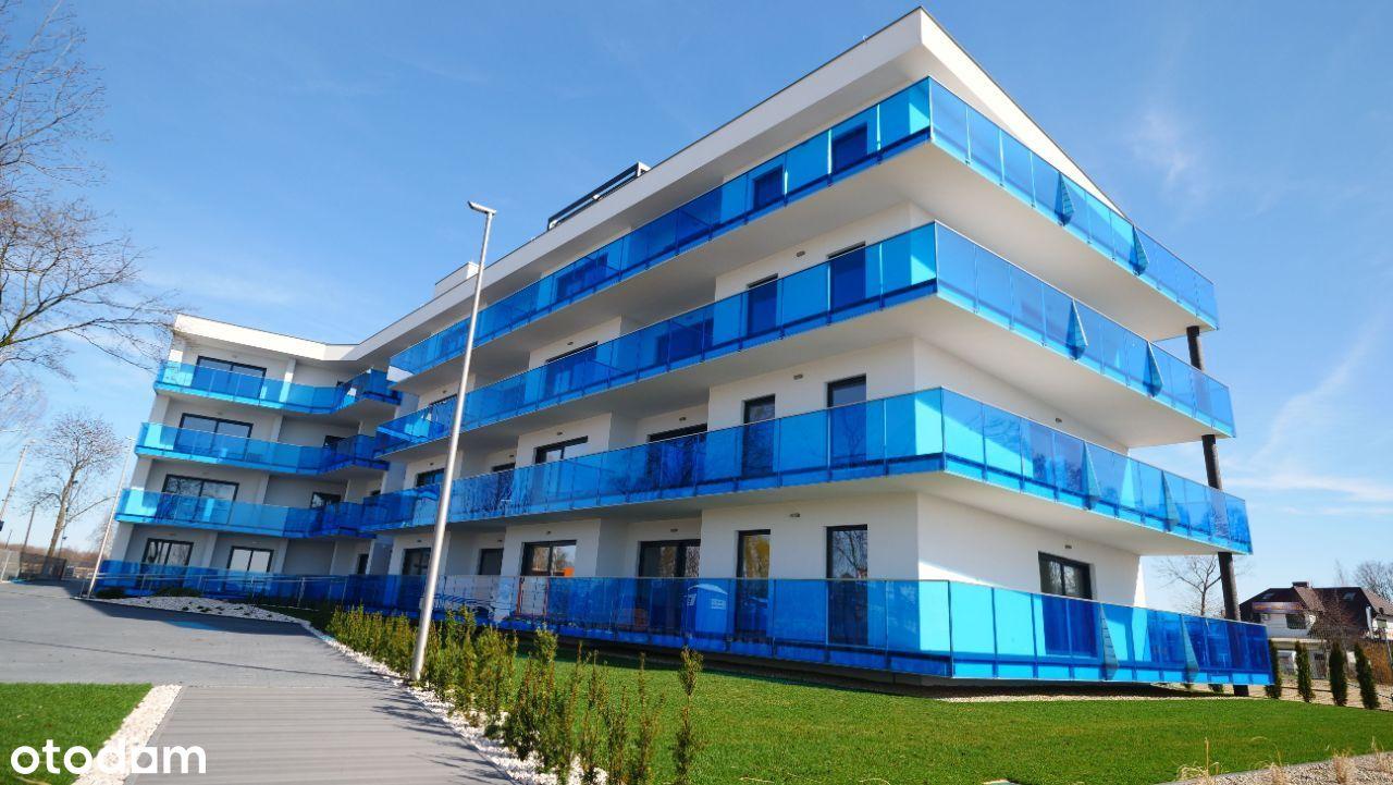 Aquarius Residence w Boszkowie Apartament 101