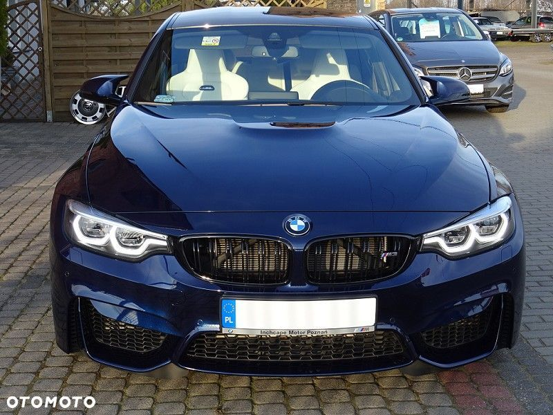 BMW M3 Competition Individual Bezwypadkowy Salon PL - 7