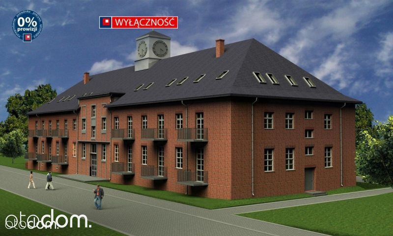 Mieszkanie, 60,72 m², Szprotawa