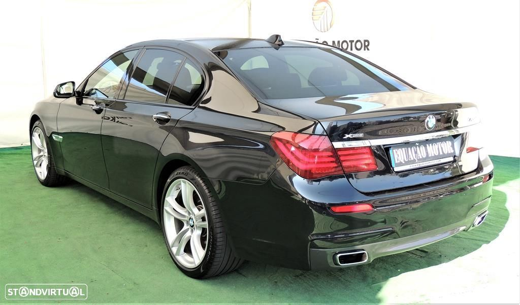 BMW 750 d xDrive Pack M - 4