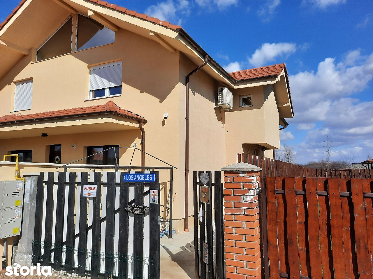 Vand casa zona Baritiu-Satu Mare