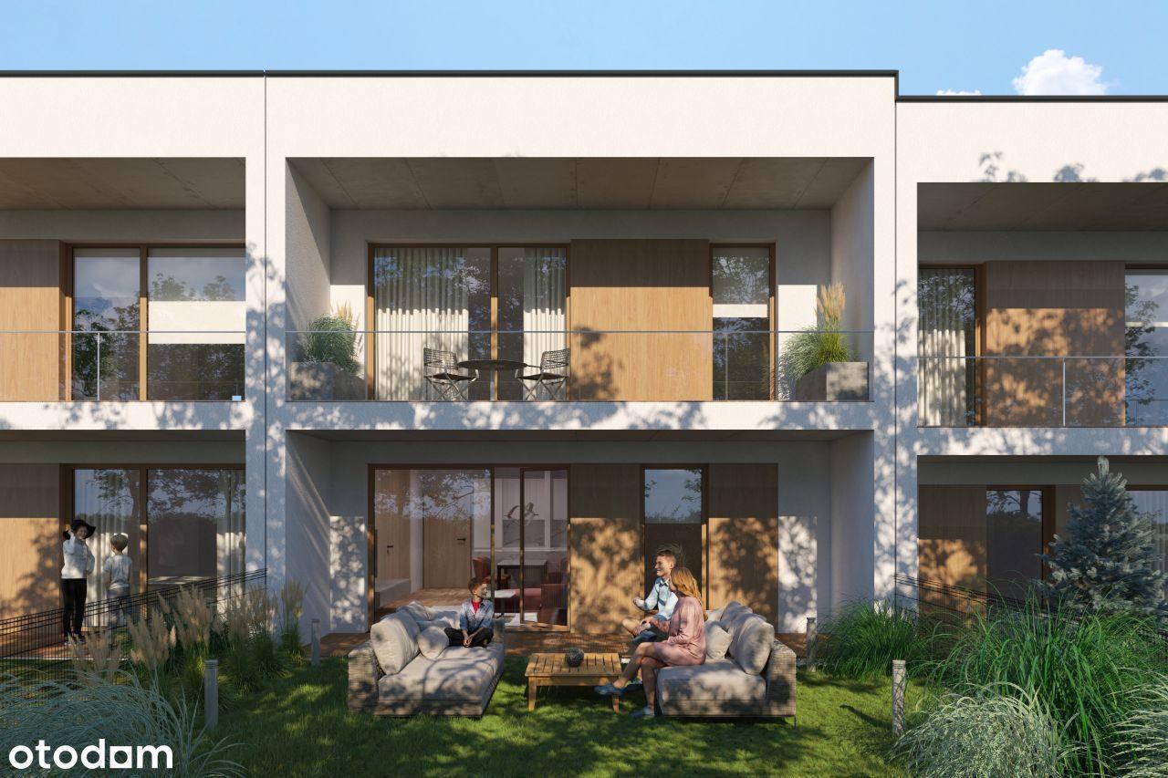 Apartament z tarasem - Żwaków (nowa inwestycja)