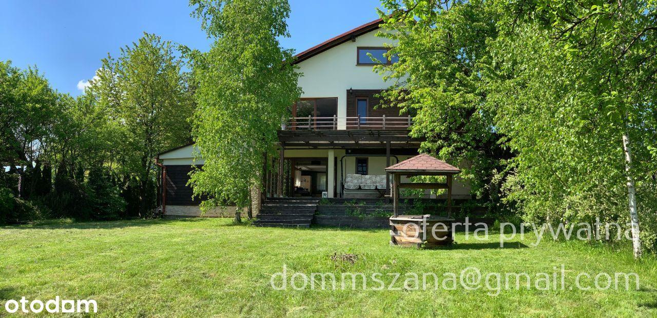 Piękny dom w górach 35 min drogi od Krakowa