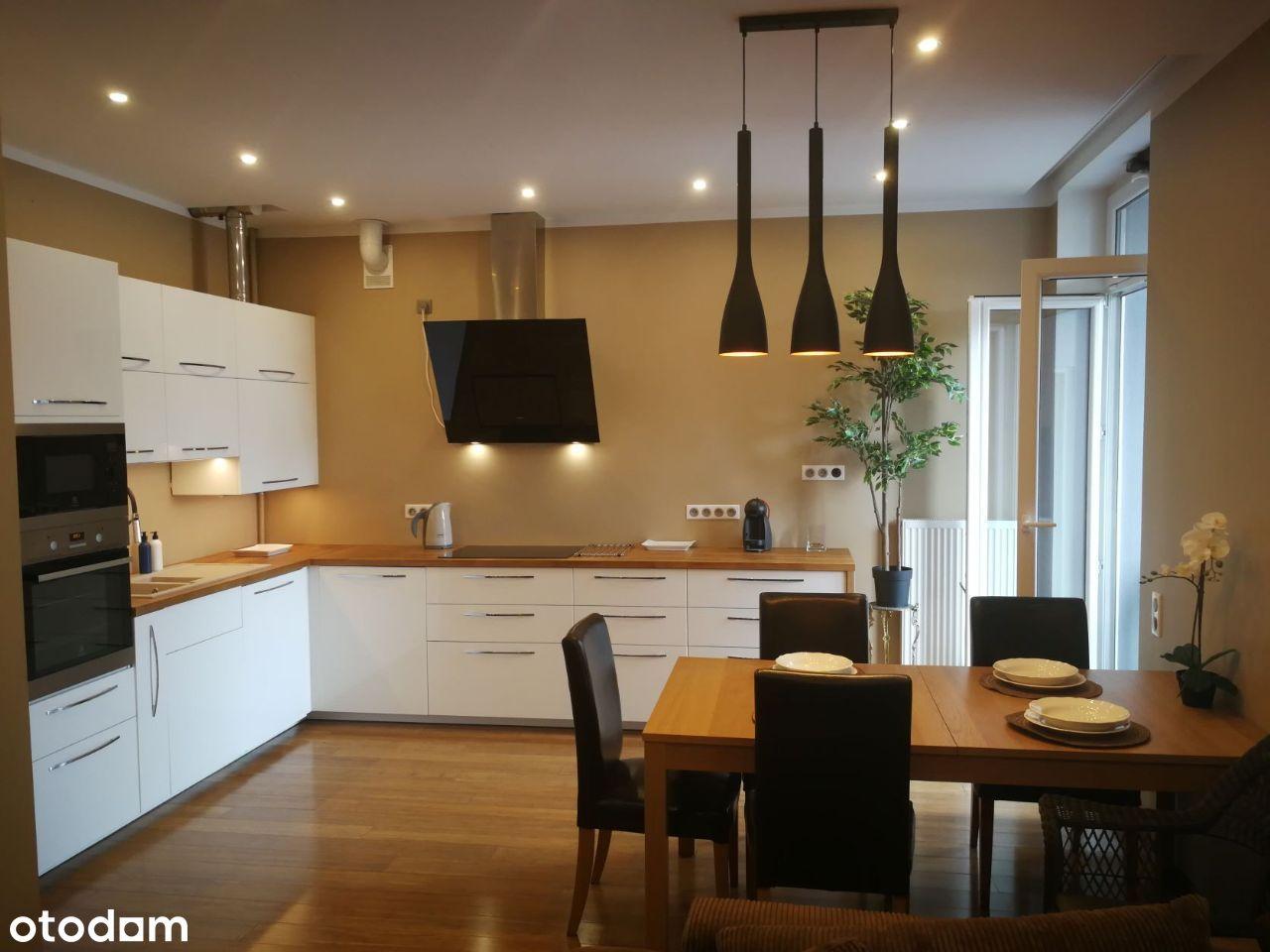 90m2 piękne mieszkanie przy Rondzie Mogilskim