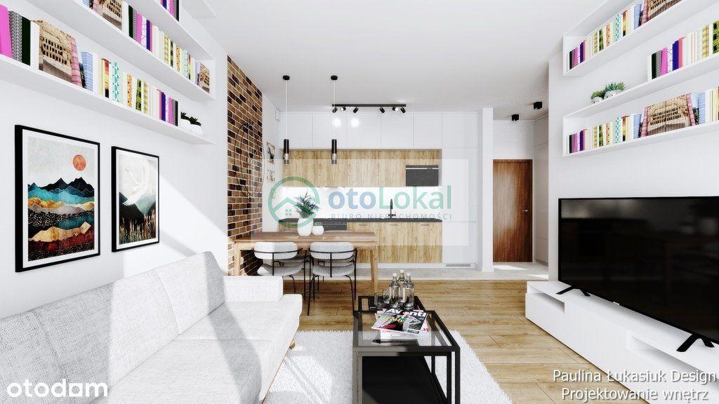 Mieszkanie 3 pokojowe 61 ,36 m2