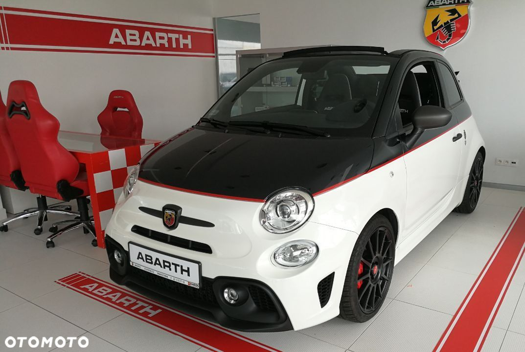 Abarth 595 C Competizione 1.4 180KM Pakiet Nurburgring/Android Auto/Carbon - 36