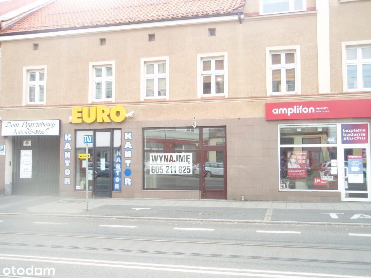 W centrum Grudziądza/ Kartoflak/