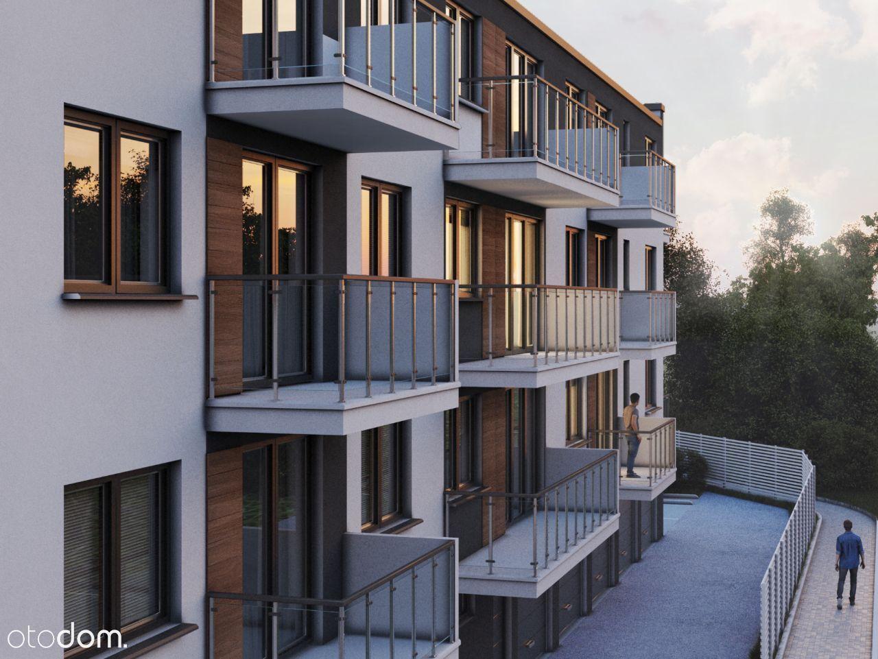 Nowe Mieszkanie Sosnowiec Przechodnia M7