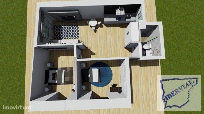 Apartamento em G.Trigo/Pena