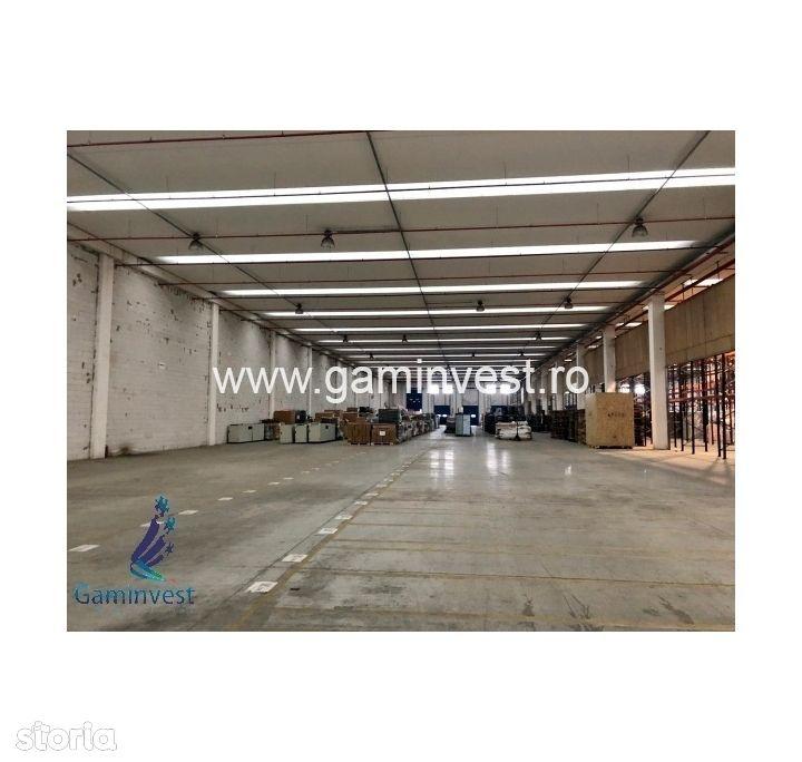 Gaminvest - Hala de inchiriat, Parcul Industrial Bors, Bihor A1521