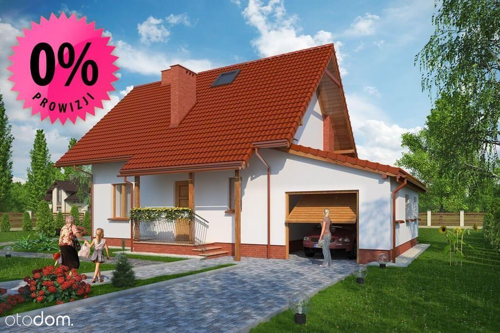 Domy wolnostojące blisko Krakowa